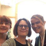 Ruby Reunion! Fun with Darynda Jones and Vivi Andrews
