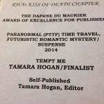 Tammy's an Editor!
