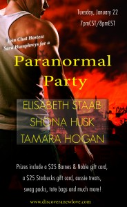paranormal party 1 w sara h