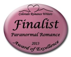CRW Paranormal Finalist